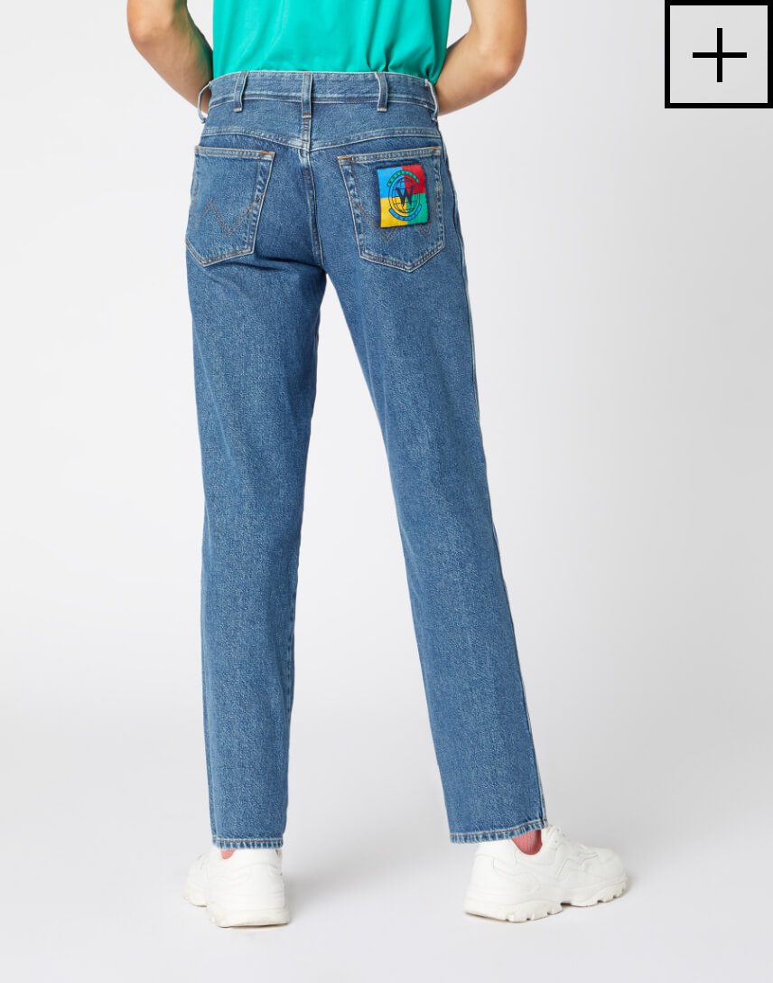 texas heavyweight jeans in unity blue