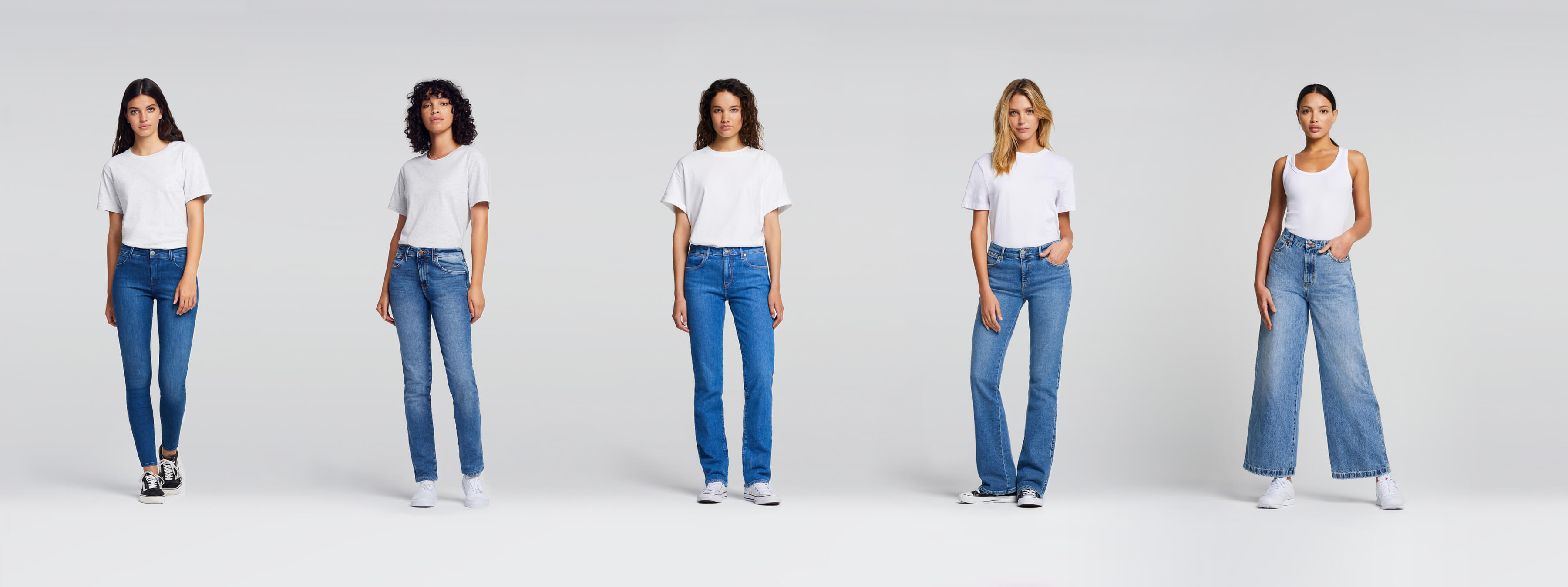 Womens Wrangler Jeans Fits