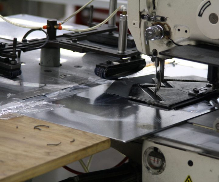 Wrangler's innovative products being made
